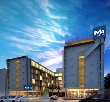 cazare la Ma Hotel (former Manohra Hotel)