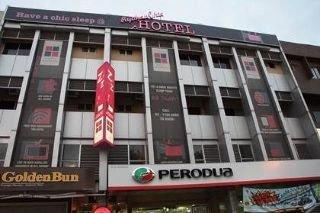 cazare la Ryokan Damansara Uptown