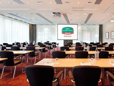 cazare la Courtyard By Marriott Bremen