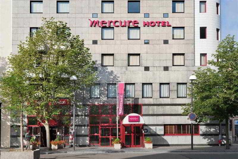 cazare la Mercure Saint Quentin En Yvelines Centre