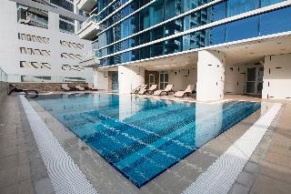 cazare la Barcelo Residences Dubai Marina