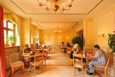 cazare la Cafe Friedrichstadt