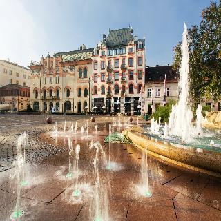 cazare la Antique Apartments Plac Szczepanski