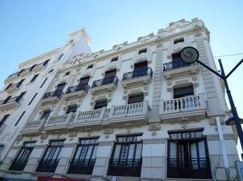 cazare la Hostal Balcon Al Mar