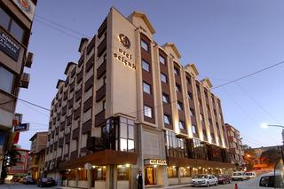 cazare la Selcuk Hotel Mevlana