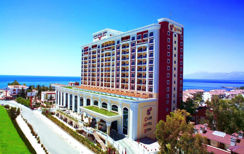 cazare la Club Hotel Sera Antalya