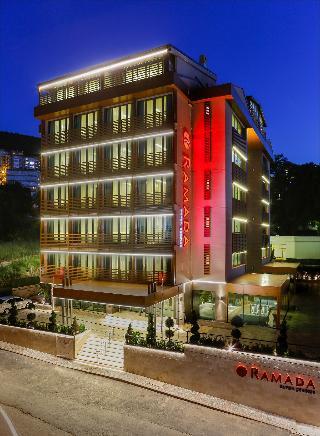 cazare la Ramada Bursa Thermal Cekirge