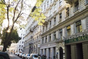 cazare la Visionapartments Vienna Marc Aurel Strasse