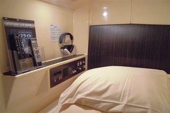 cazare la Sauna & Capsule Clear Inn Sugamo - Caters To Men