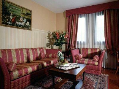 cazare la Villa Pace Park Hotel Bolognese