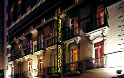 cazare la Chess Hotel Europa