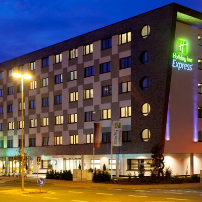 cazare la Holiday Inn Express Bremen Airport