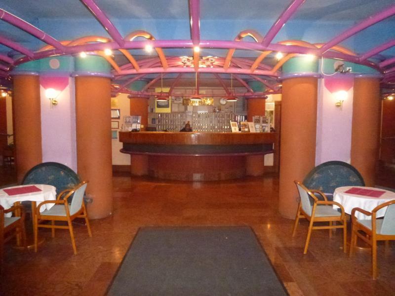 cazare la Gerand Hotel Ventura