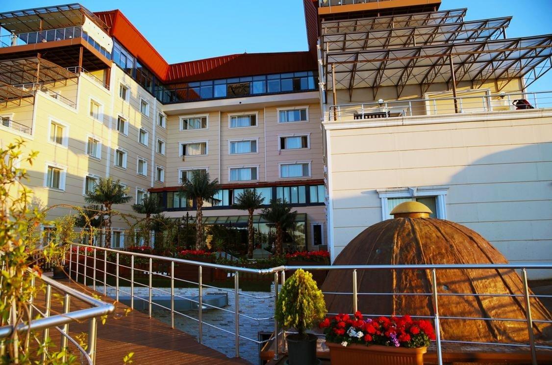 cazare la Elegance Resort Hotel Spa & Wellness-aqua