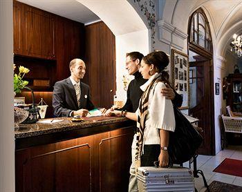 cazare la Romantik Hotel Fürstenhof