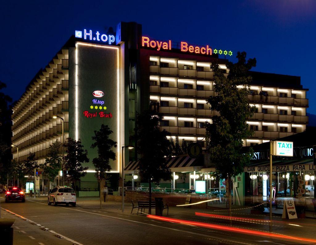 cazare la Hotel Top Royal Beach