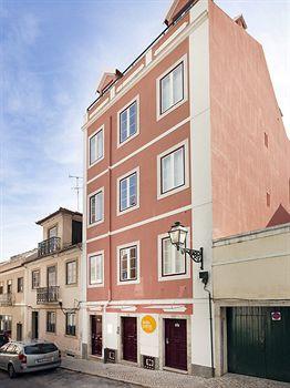 cazare la Hello Lisbon Santos Apartments