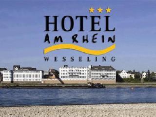 cazare la Hotel Am Rhein