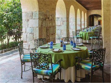 cazare la Quinta Real Oaxaca