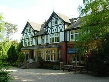 cazare la Brockenhurst Hotel