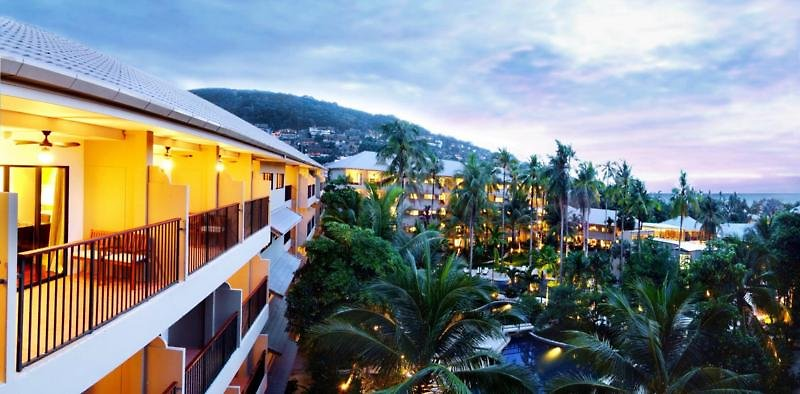 cazare la Double Tree Resort By Hilton Phuket