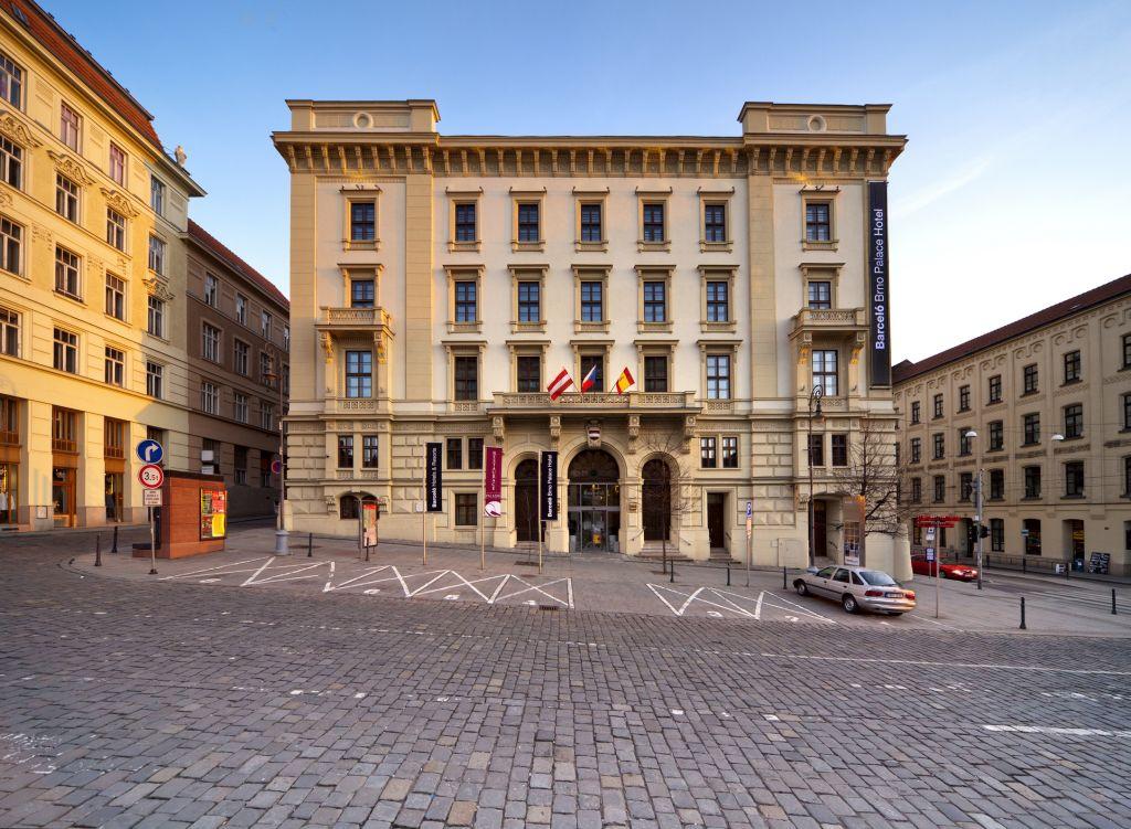 cazare la Barcelo Brno Palace
