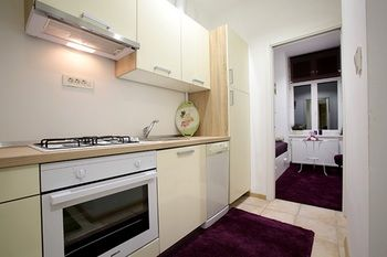 cazare la Apartment With One Room In Zagreb