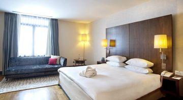cazare la Hilton Brussels City