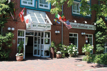 cazare la Top Hotel Blumlage Celle