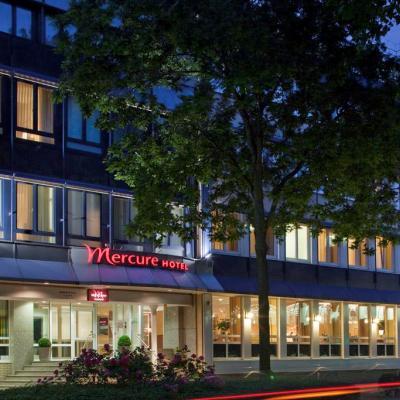cazare la Mercure Hotel Muenster City