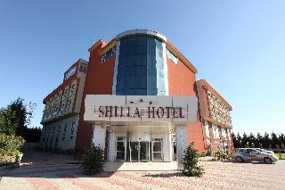 cazare la Shilla Hotel