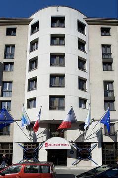 cazare la Alliance Hotel Paris Place D'italie