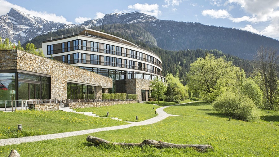 cazare la Kempinski Hotel Berchtesgaden