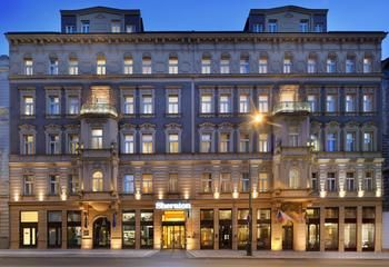 cazare la Sheraton Prague Charles Square Hotel