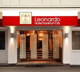 cazare la Hotel Leonardo Frankfurt City