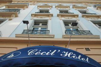 cazare la Comfort Hotel Cecil Metz Gare