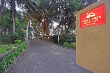 cazare la Puri Bunga Hotel