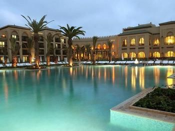 cazare la Mazagan Beach & Golf Resort