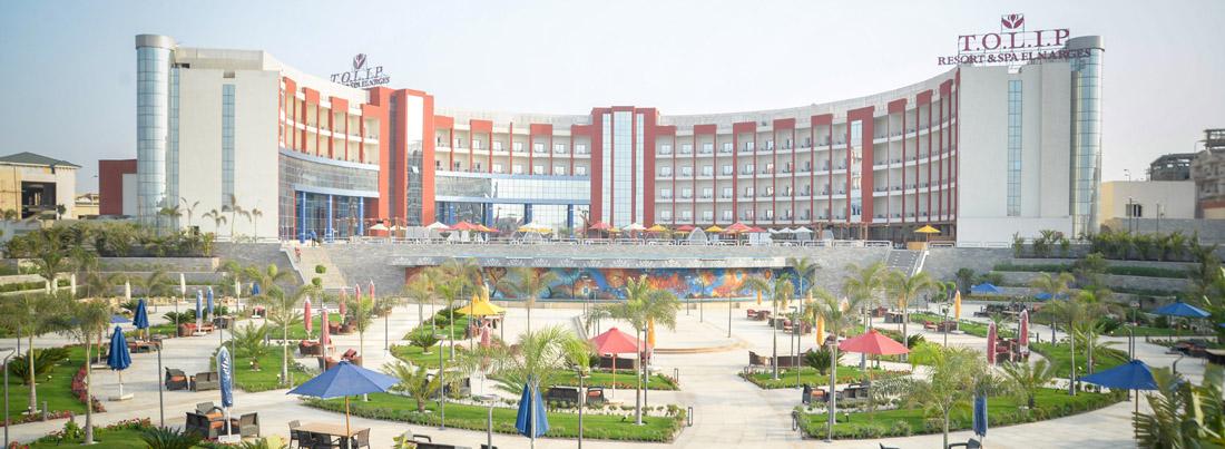 cazare la Tolip El Narges Hotel & Spa