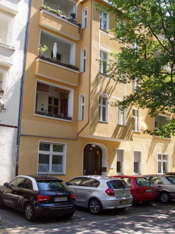 cazare la Apartment Stadtoase Wilmersdorf