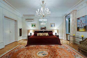 cazare la Luxury Apartments
