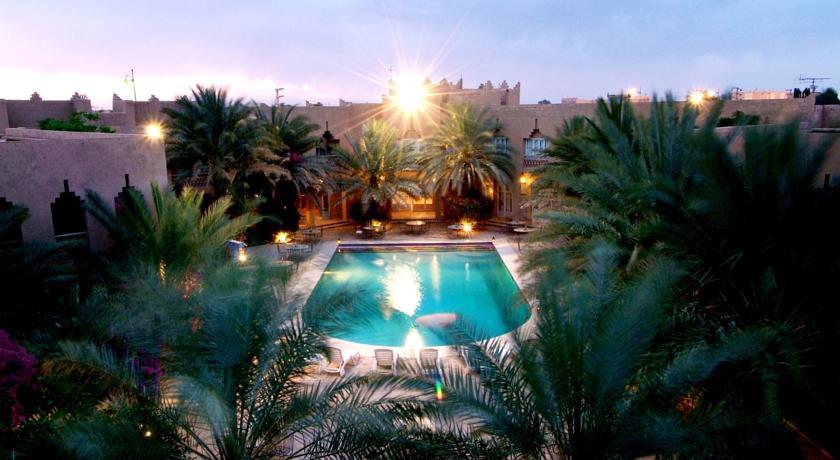 cazare la Hotel Erfoud Le Riad