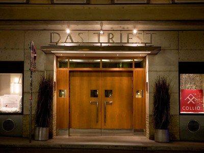 cazare la Das Triest Hotel