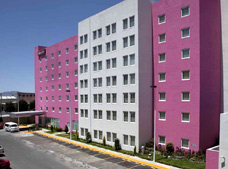cazare la City Express Suites Toluca