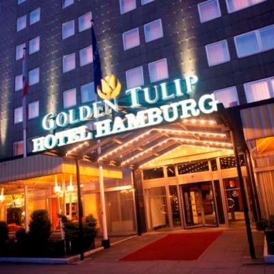cazare la Golden Tulip Hamburg