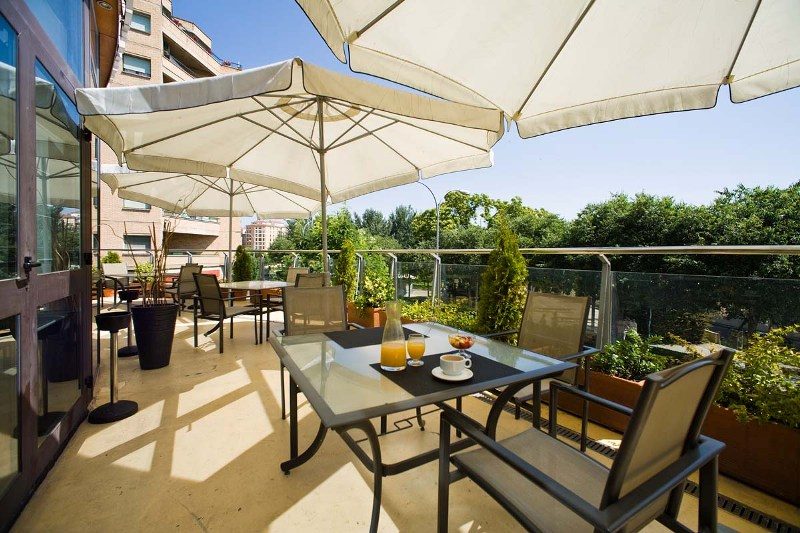 cazare la Hotel Tudela Bardenas