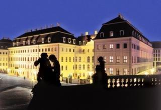 cazare la Kempinski Taschenbergpalais Dresden