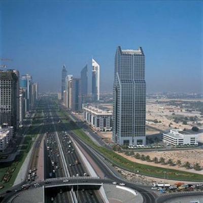 cazare la Dusit Thani Dubai