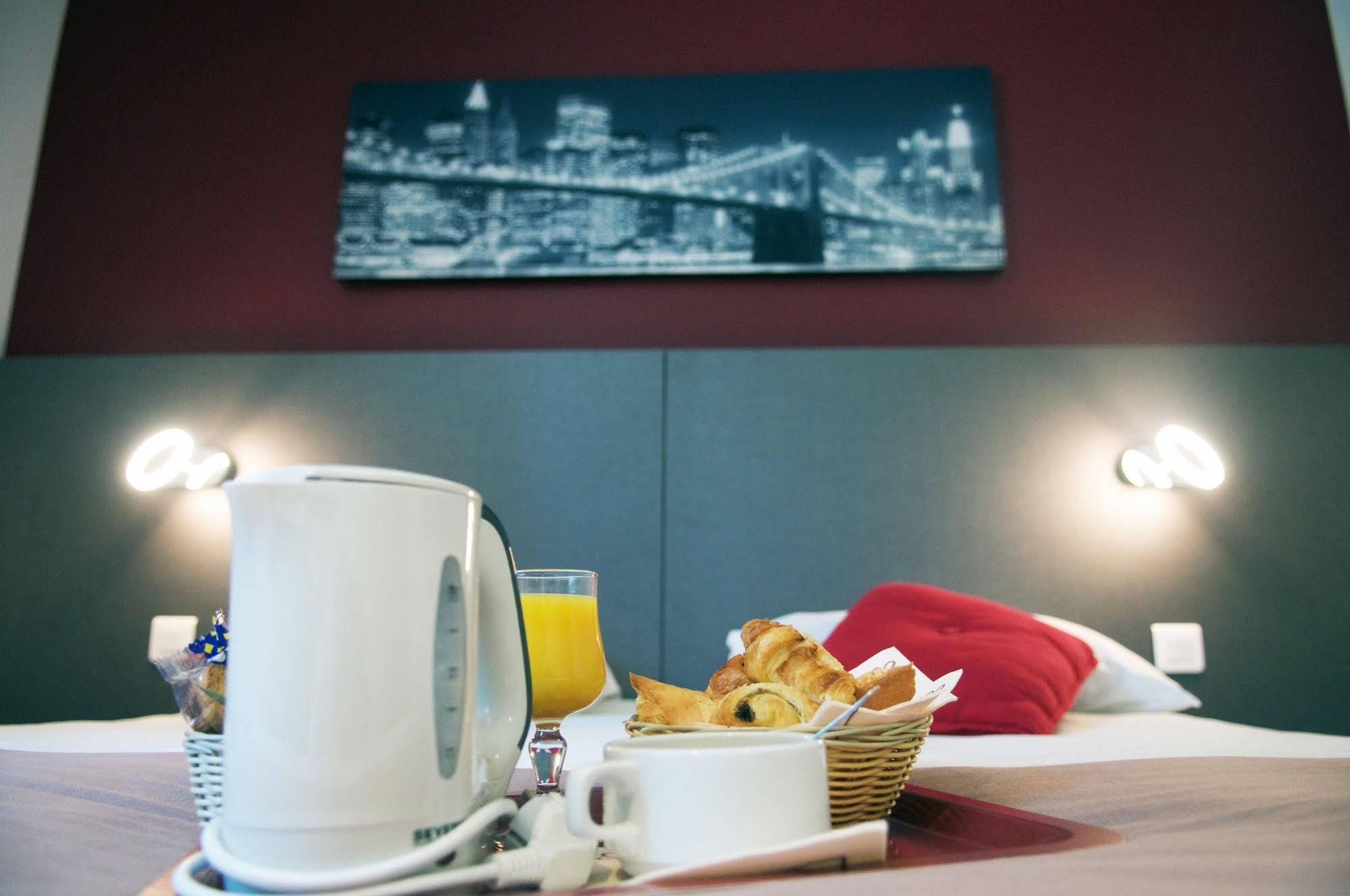 cazare la Best Hôtel Euromédecine
