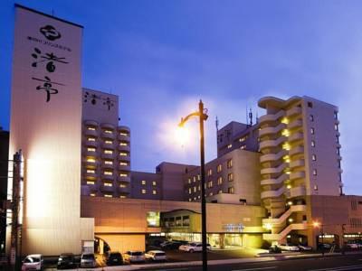 cazare la Yunokawa Prince Hotel Nagisatei